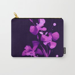 Organic Impressions 334zj by Kathy Morton Stanion Carry-All Pouch