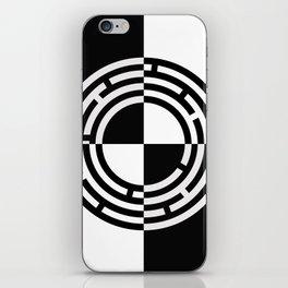 The Maze - Alternate iPhone Skin
