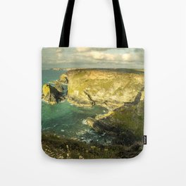 Godrevy Seascape  Tote Bag
