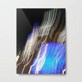 WaterFire (205a) Metal Print