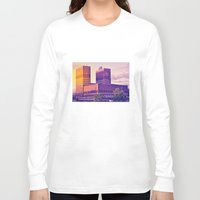 oslo Long Sleeve T-shirts featuring Oslo by Martinho