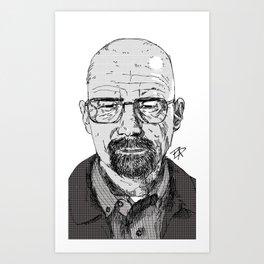 W.W Art Print