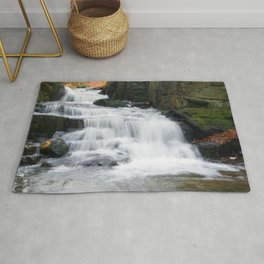 Lumsdale waterall Rug