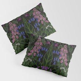 The Poison Garden - Mandragora Pillow Sham
