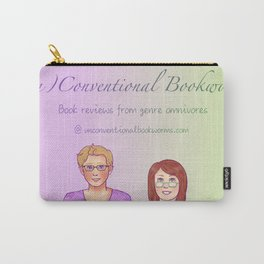 unconventional bookworms Carry-All Pouch