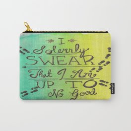 Solemnly Swear Carry-All Pouch