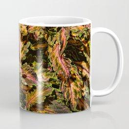 Coleus Foliage Coffee Mug