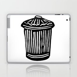 Trash Can Laptop & iPad Skin