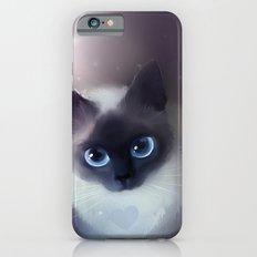 Siamese Cat iPhone 6s Slim Case