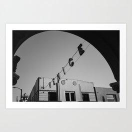 Venice Beach California III Art Print