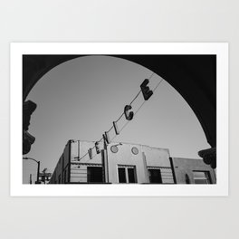 Venice Beach California III Art Print