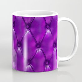 leather textue Coffee Mug