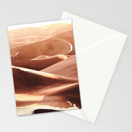 Cold Dunes Stationery Cards