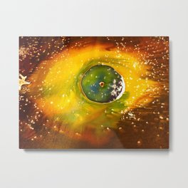 An Eye of Creation Metal Print