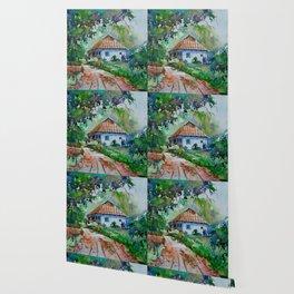 village life Wallpaper