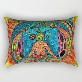 Forest DJ Rectangular Pillow