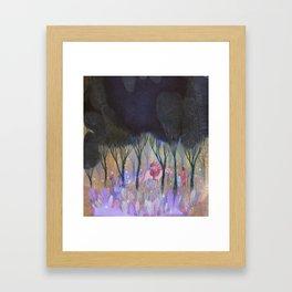 Moving Day Framed Art Print