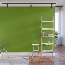 Stairway to Serenity ~ Moss Green Wall Mural