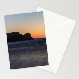 Second Beach Stationery Cards