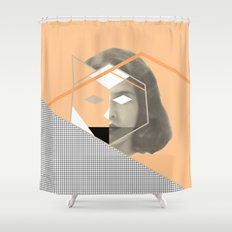 I don't give a fox Shower Curtain