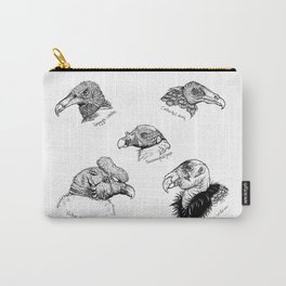 Vultures Carry-All Pouch