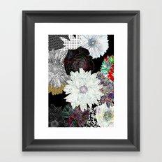 flowers #1 Framed Art Print