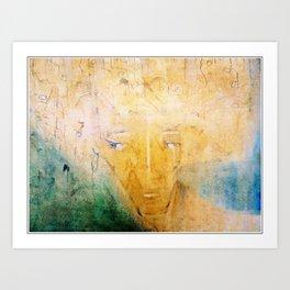 """Clotilde"" Art Print"
