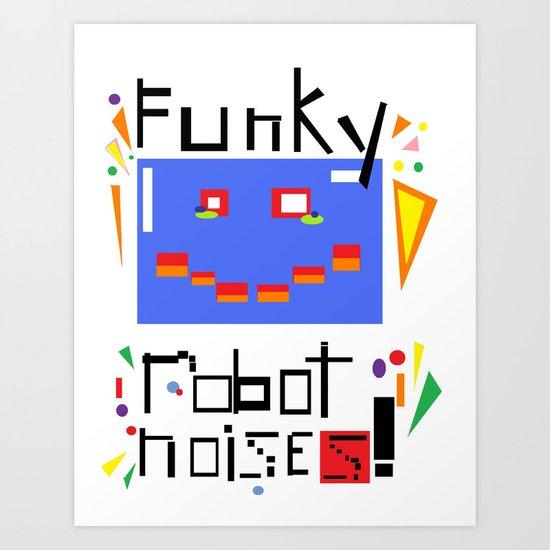 FRB Art Print