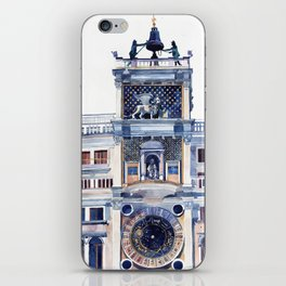 St Mark's Clocktower iPhone Skin