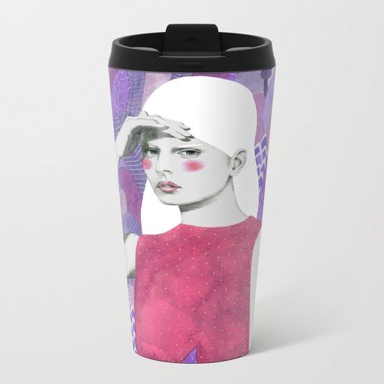 Dalila Metal Travel Mug