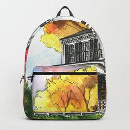 Autumn in New England Backpack