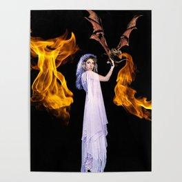 Stevie Nicks / Dragon Lady Poster