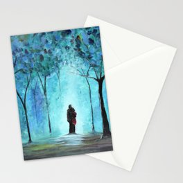 Forest of Light Stationery Cards