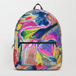 Fluorite Thin Section Watercolor Backpack
