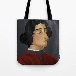 Giuliano De' Medici Tote Bag