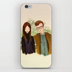Annie Hall iPhone & iPod Skin