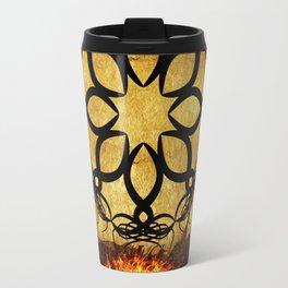 Symbols of the Occult Travel Mug