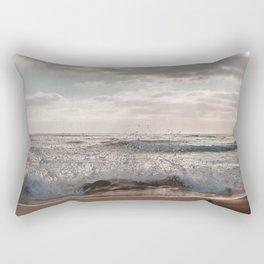 A Little Splash Rectangular Pillow