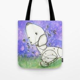 Firefly - A Collaboration with My Toddler Tote Bag