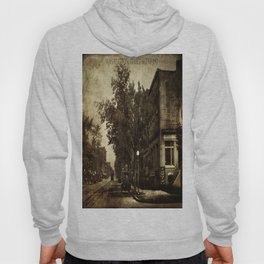 Washington Street Scene Hoody