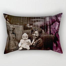 ROSEMARIE Rectangular Pillow