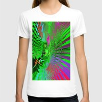 psychedelic T-shirts featuring Psychedelic  by Elizabet Chacon Artworks