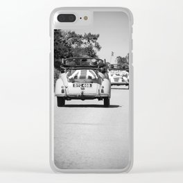 Road Runners Clear iPhone Case