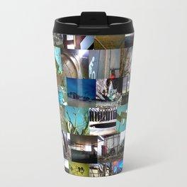 """""""good kid, m.A.A.d city"""" by Cap Blackard Travel Mug"""