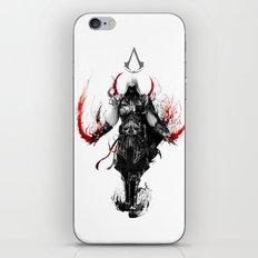 assassin's creed ezio iPhone Skin