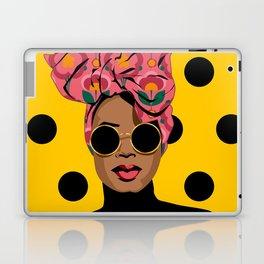 Black Beauty Laptop & iPad Skin