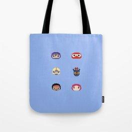 Big Hero 6 Tote Bag