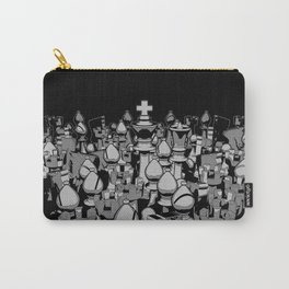 The Chess Crowd Carry-All Pouch