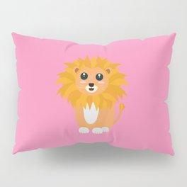 Cute kawaii lion T-Shirt for all Ages Da3cq Pillow Sham