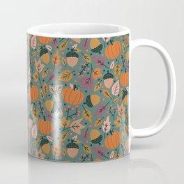 Fall Pumpkin Field Coffee Mug